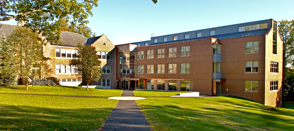 Tilton School Academic Building