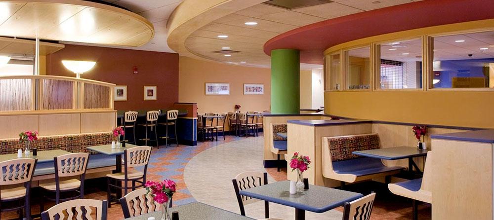 Concord Hospital Cafeteria