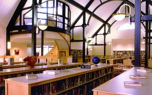 Holderness-Library-reading
