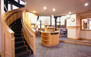 Holderness-Library-stair